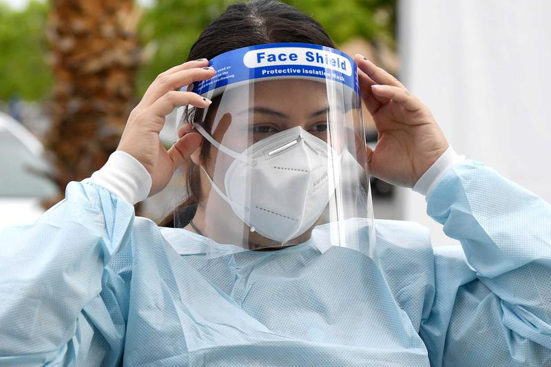 , Faceshield To Fight Against COVID-19, Advance Innovations