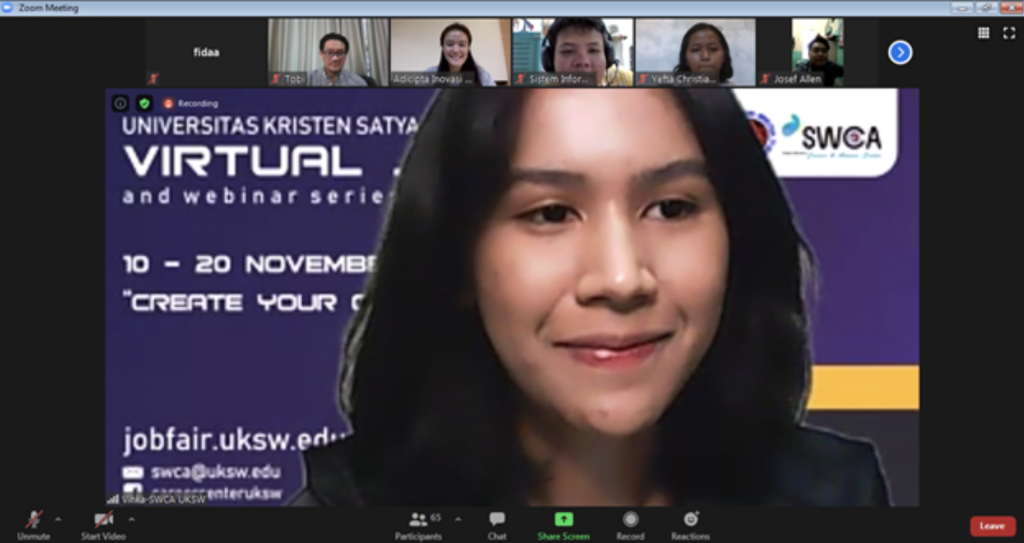 """debt collectors, EXCLUSIVE WEBINAR FOR Satya Wacana Christian University:  """"Challenges of Machine Learning & Big Data in Real-World Implementation"""" by AdIns, Advance Innovations"""